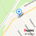 АлтайАвто на карте Барнаула