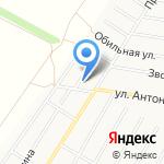 Агентство праздников Марины Василенко на карте Барнаула