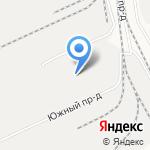 Агромаркет Сибирь на карте Барнаула