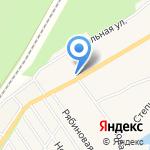 Новый на карте Барнаула