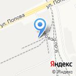 Компания по производству автоинструмента на карте Барнаула