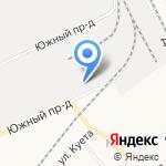 БАРНАУЛ БЕТОН на карте Барнаула