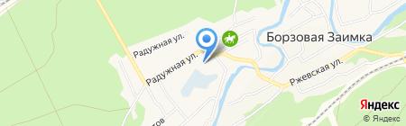 Кабинет врача общей врачебной практики на карте Барнаула