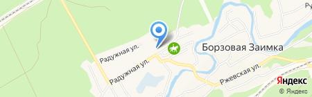 Мастерская художественной ковки на карте Барнаула