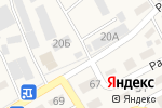 Схема проезда до компании БалконПласт в Барнауле