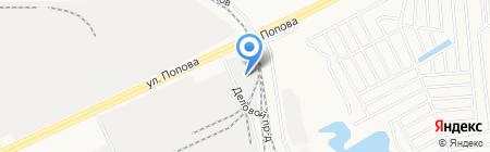 Компания по перетяжке автосалонов на карте Барнаула