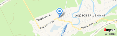 Ультра-Трейд на карте Барнаула