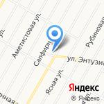 BEERLOGA на карте Барнаула