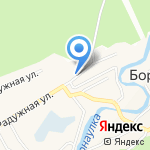 АБГРЭЙДАВТО на карте Барнаула
