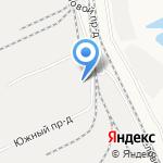 Алейскзернопродукт им. С.Н. Старовойтова на карте Барнаула