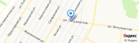 Smile Kids на карте Барнаула