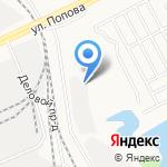 Озон на карте Барнаула