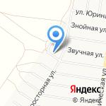 Альфа Инжиниринг на карте Барнаула