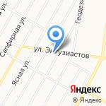 АэроМагия на карте Барнаула