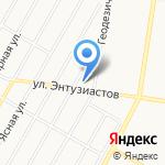 Домашний Интеллект на карте Барнаула