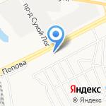 АЛТАЙ-Продукт на карте Барнаула