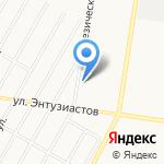 Пожарный консультант на карте Барнаула