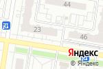 Схема проезда до компании Сладких снов в Барнауле