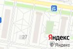 Схема проезда до компании Центр гармоничного развития семьи и личности в Барнауле
