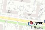 Схема проезда до компании Левушка в Барнауле