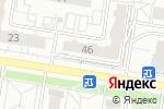 Схема проезда до компании 999 товаров в Барнауле