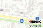Схема проезда до компании БАР-О-ДА в Барнауле