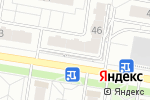 Схема проезда до компании Задавака в Барнауле