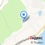 Барнаульский лесохозяйственный участок на карте Барнаула