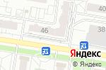 Схема проезда до компании У Гомера в Барнауле