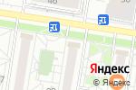 Схема проезда до компании Крендель в Барнауле