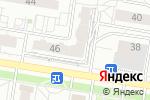Схема проезда до компании Барнаулкапстрой в Барнауле