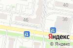 Схема проезда до компании Белье Для вас в Барнауле
