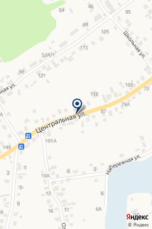 БАНК СБЕРЕГАТЕЛЬНЫЙ БАНК РОССИЙСКОЙ ФЕДЕРАЦИИ на карте Барнаула