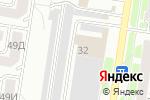 Схема проезда до компании Вэил в Барнауле