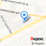 СпецРемонт на карте Барнаула
