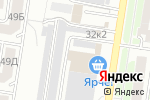 Схема проезда до компании АФРК в Барнауле