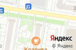 Схема проезда до компании Магазин фруктов и овощей в Барнауле