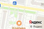 Схема проезда до компании Ванильная симфония в Барнауле