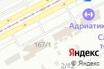 Схема проезда до компании Суши Лавка в Барнауле