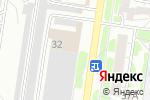 Схема проезда до компании Авалон в Барнауле