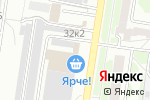 Схема проезда до компании Магазин автозапчастей в Барнауле