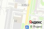 Схема проезда до компании На Солнечной поляне в Барнауле