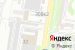 Схема проезда до компании Рыбомания в Барнауле