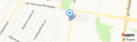 Меджик Системс на карте Барнаула