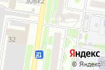 Схема проезда до компании Хмельная лавка в Барнауле