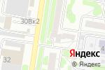 Схема проезда до компании Азбука свадьбы в Барнауле
