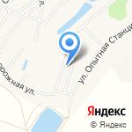 ВПГ на карте Барнаула