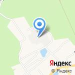 Алтайлес на карте Барнаула