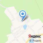 АЛТАЙСТРОЙТЕХ на карте Барнаула