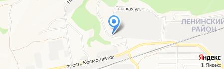 Компания по бурению скважин на карте Барнаула